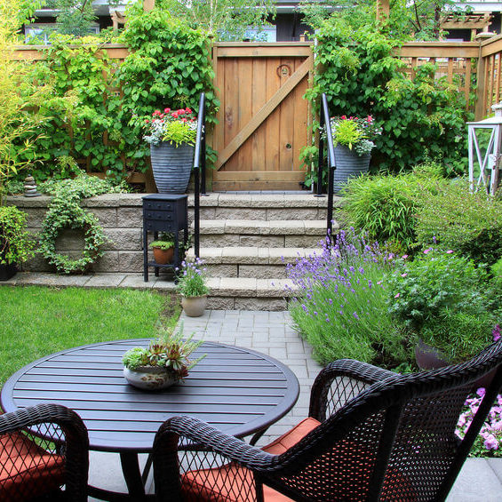garden entrance gates