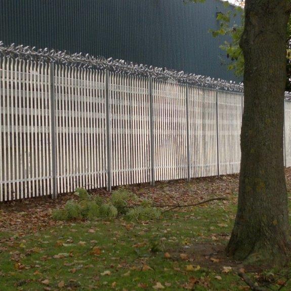 high security fencing contractors